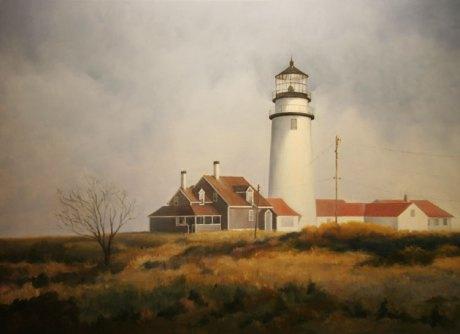 Cape Cod Light Art